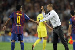 Guardiola confirms he wants to sign Thiago for Bayern Munich