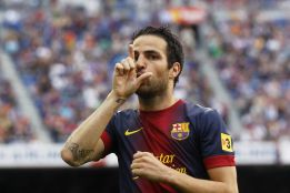 Manchester United offer 30 million euros for Cesc Fàbregas