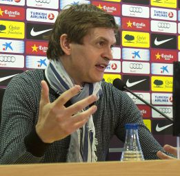 "Tito: ""Pep didn't visit me for two months in New York"""