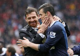 "Villas-Boas: ""We are counting on Bale for the future"""