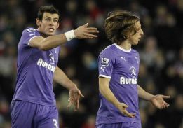 The Times: Tottenham want Modric as part of Bale deal