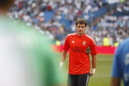 "Iker: ""I want to thank this great support for always being there"""