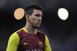 "Messi: ""I want to be at 100% to be able to help the team"""