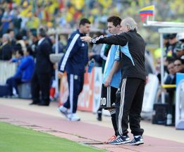 Messi and injury-hit Mascherano called up by Argentina