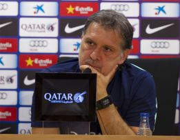 "Tata: ""Ancelotti's interview? I'm pretty busy here at Barcelona"""