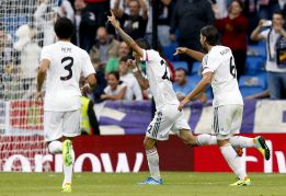 Willy prevents rout as improved Real Madrid beat Málaga