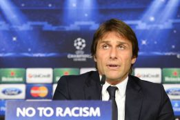 """We want to be like Madrid"" says Juve coach Conte"