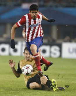 Chelsea linked with January move for Atlético's Diego Costa