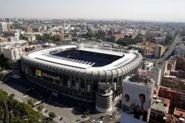Microsoft confirm negotiations over Bernabéu naming rights