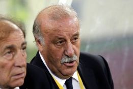 Del Bosque: Physical Equatorial Guinea made it awkward for us