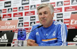 """Spain spent three nights sleeping on a plane"" - Ancelotti"