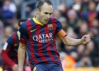 Iniesta close to new Barça deal