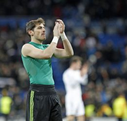 Casillas will exit Real Madrid in June if he still isn't number one