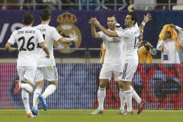 Jesé stakes claim again as Real Madrid beat PSG in Doha