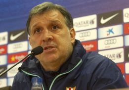 "Tata: ""Messi feels good, he just needs to play a match"""