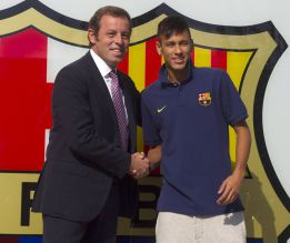 Barça paid 95 million euros for Neymar, according to court