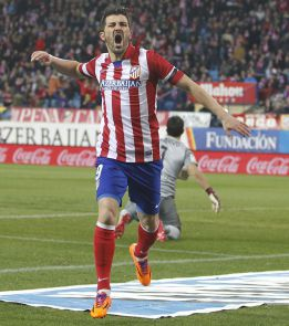 Atlético Madrid see off Real Sociedad to go top of La Liga