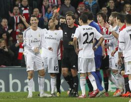 CR7 handed three-match ban, available for Atleti cup clash