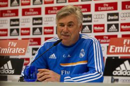 "Ancelotti: ""Jesé with Spain? We have to be careful with him"""