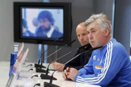 "Ancelotti: ""I hope we can emulate the basketball team"""