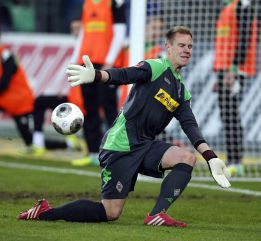 Ter Stegen has passed a medical with Barcelona, says Bild