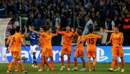 Real Madrid thrash Schalke to banish Germany hoodoo