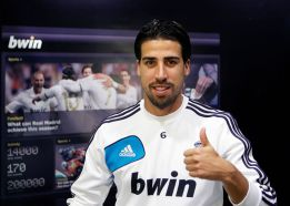 Khedira won't rush return