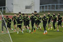 Del Bosque preps for Italy game with Diego Costa in first XI