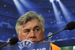 "Ancelotti anticipating an ""evenly-balanced Clásico"""