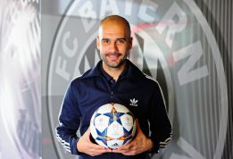 """Pep: """"There was a fuss every time I left Messi on the bench"""""""