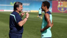 "Martino backs Neymar: ""He's one of the five best in the world"""