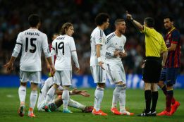 Referees' Committee reports Ramos and CR7 over comments
