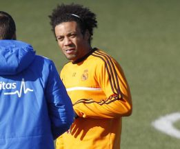 Marcelo could miss Copa del Rey final after hamstring injury