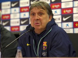 "Martino: ""There will be no excuses"""