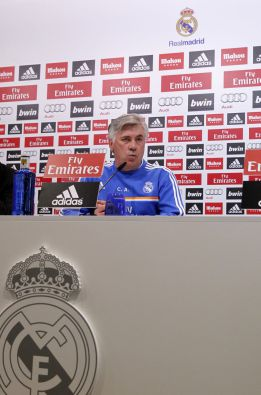 "Ancelotti: ""To win the final you need courage and personality"""