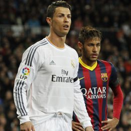 "Cristiano: ""Neymar could be the best player in the world"""