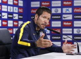 "Simeone refuses to rule out Costa: ""It's still too early"""