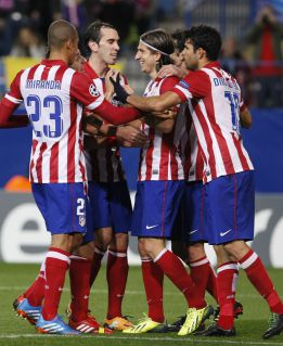 Chelsea preparing 100m-euro offer for Godín, Filipe and Costa