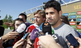 Diego Costa confident of playing in Spain's World Cup opener