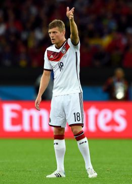 "Kroos's agent on his potential move: ""Nothing is confirmed"""