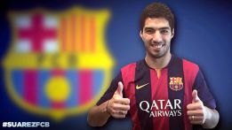 Luis Suárez joins Barcelona for 81 million euros