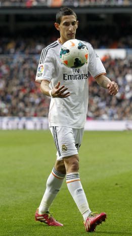 PSG raise Di María offer to 75m