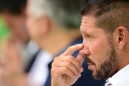 "Simeone: ""With 95 million we buy eight players, they buy two"""