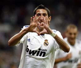 "Di María: ""Unfortunately, my football isn't to someone's taste"""