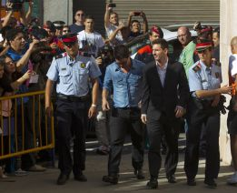 Judge throws out Messi's appeal on alleged tax offences