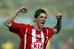 Fernando Torres set to return to the Vicente Calderón