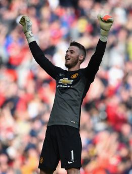 Real Madrid have sounded out De Gea for the near future