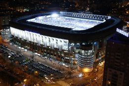 The Bernabéu is set to be called the Abu Dhabi Bernabéu