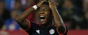David Alaba, lateral del Bayern, pretendido por el Real Madrid