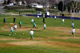 Córdoba's training pitch sabotaged with chemical products